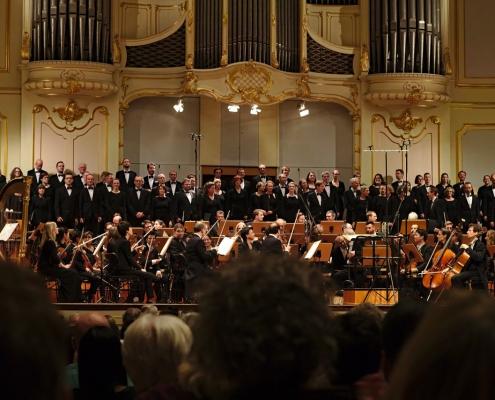 Konzert Laeiszhalle Hamburg
